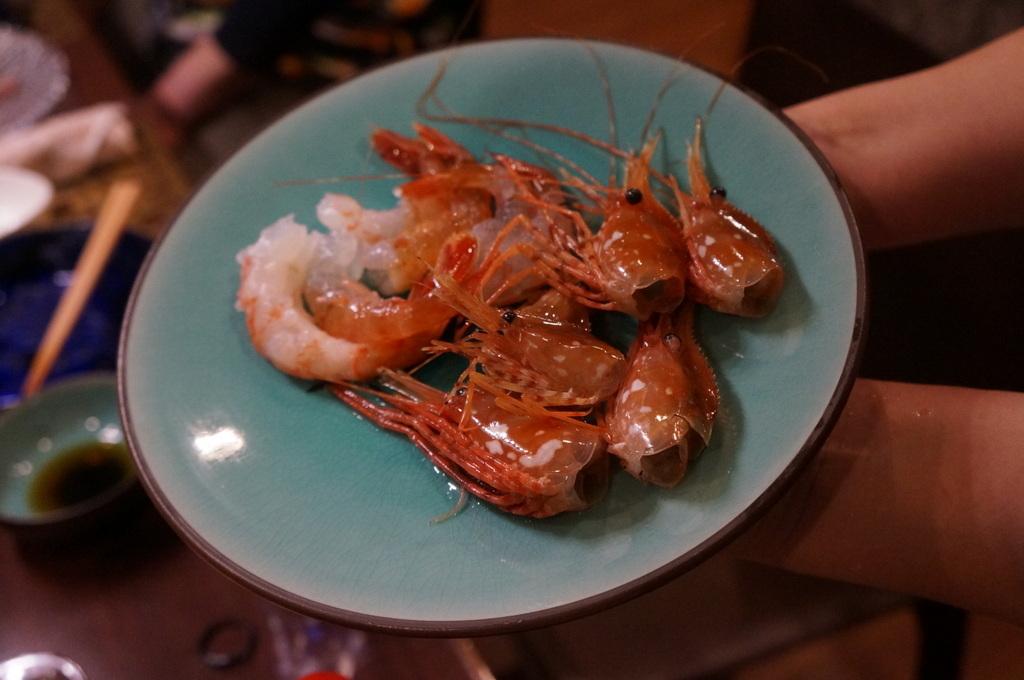 東京で最初の晩餐会_c0180686_08431523.jpg