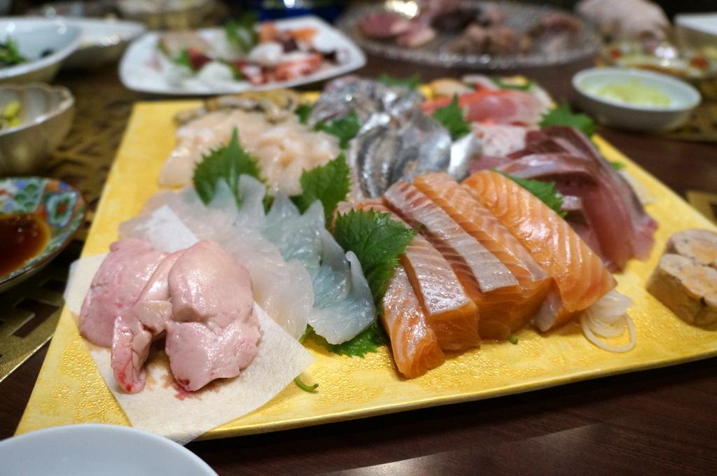 東京で最初の晩餐会_c0180686_08431918.jpg