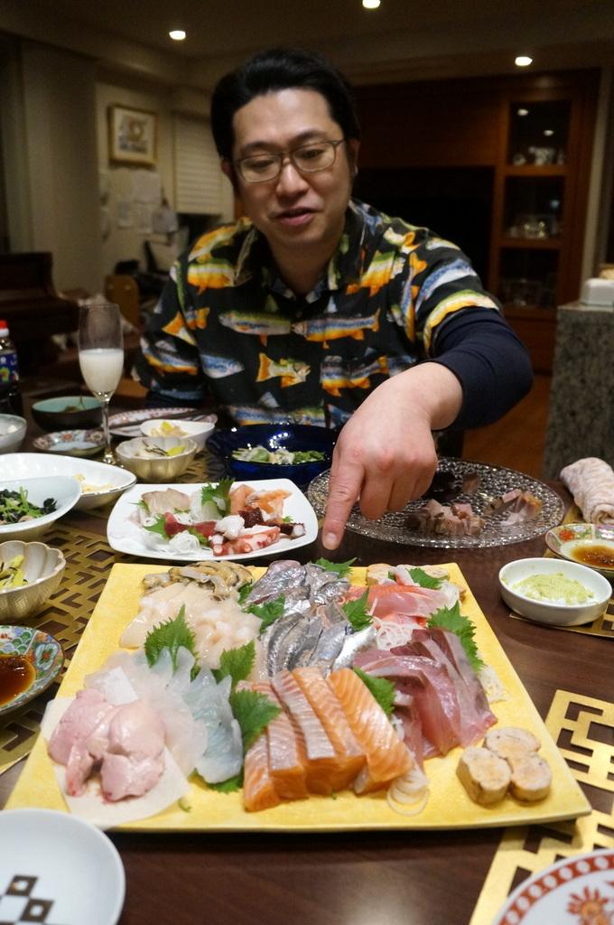 東京で最初の晩餐会_c0180686_08432484.jpg