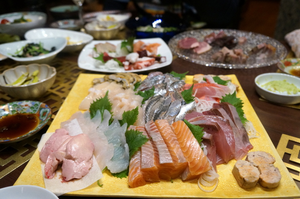 東京で最初の晩餐会_c0180686_08433079.jpg