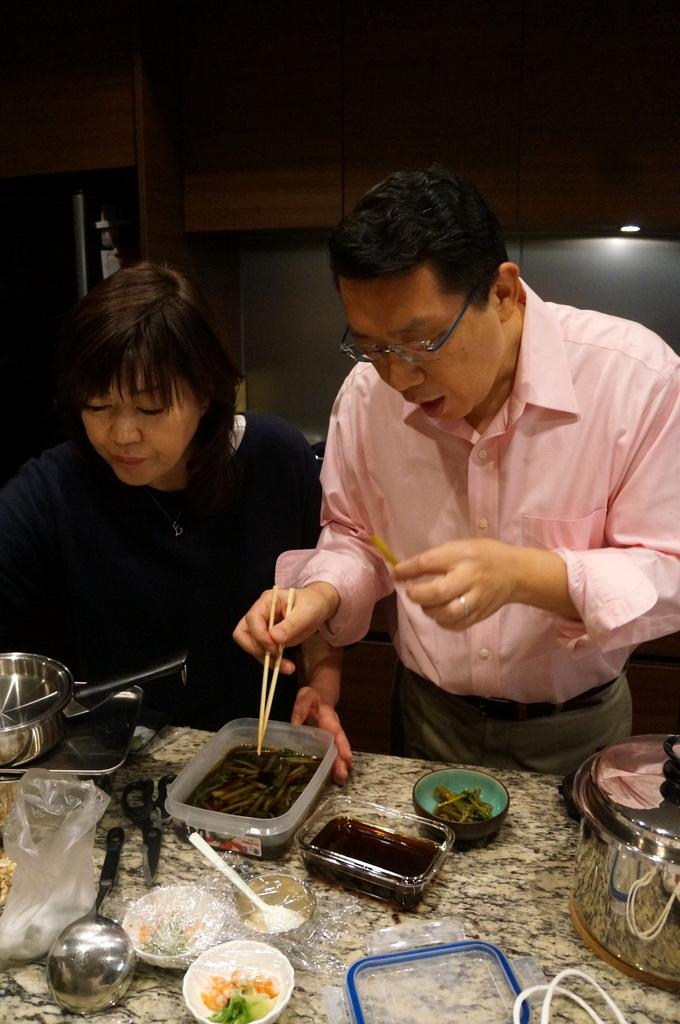 東京で最初の晩餐会_c0180686_08440155.jpg
