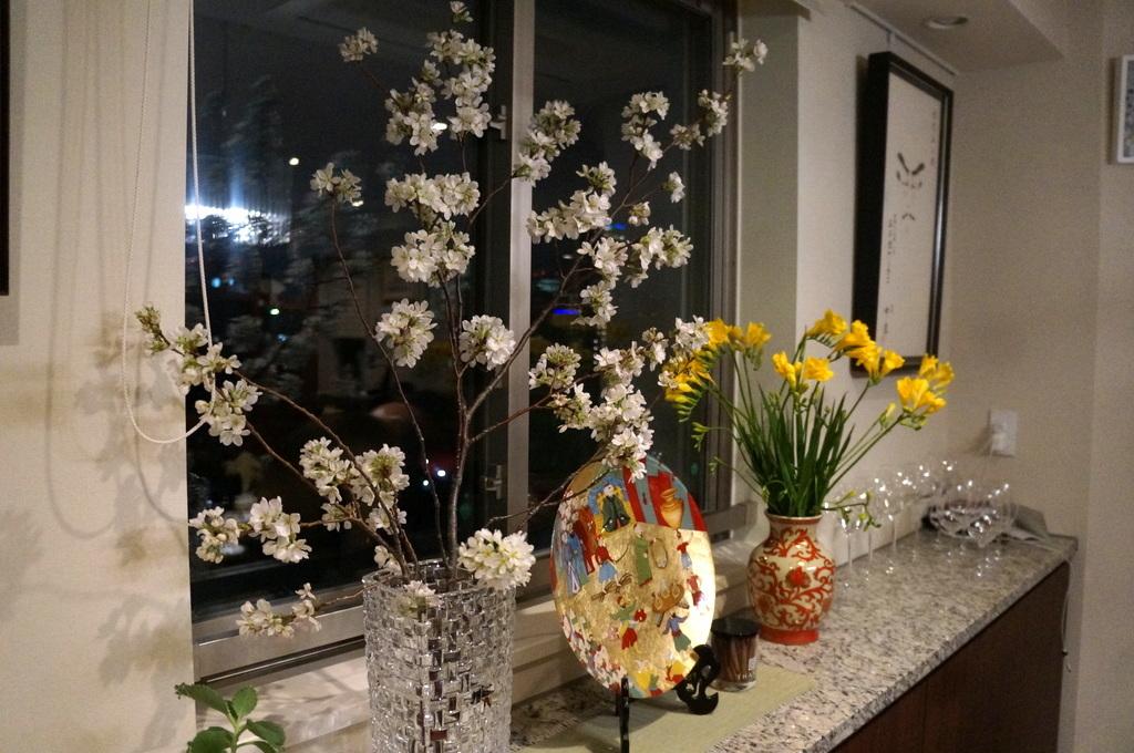 東京で最初の晩餐会_c0180686_08440661.jpg