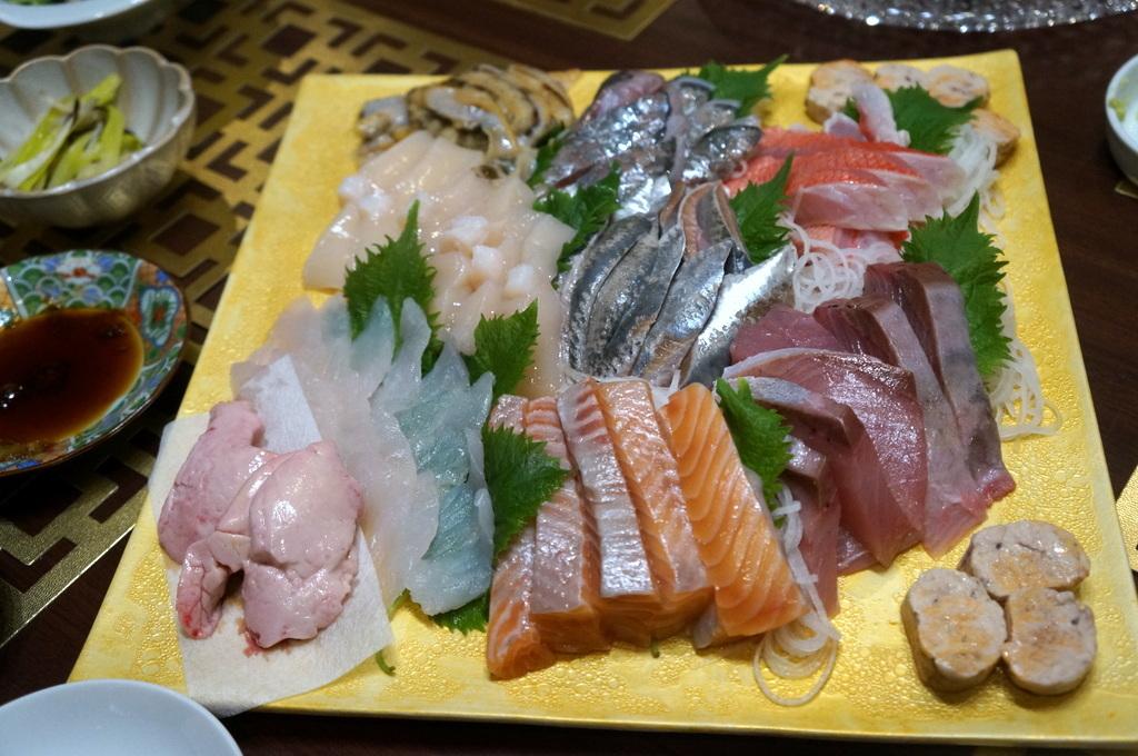 東京で最初の晩餐会_c0180686_08441759.jpg