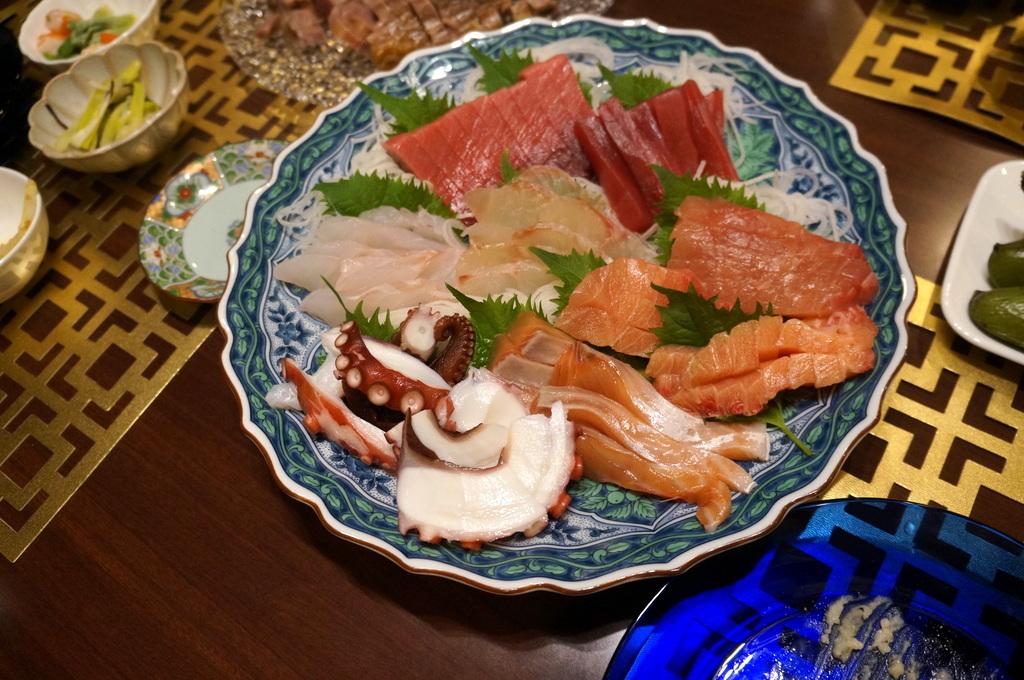 東京で最初の晩餐会_c0180686_08444279.jpg