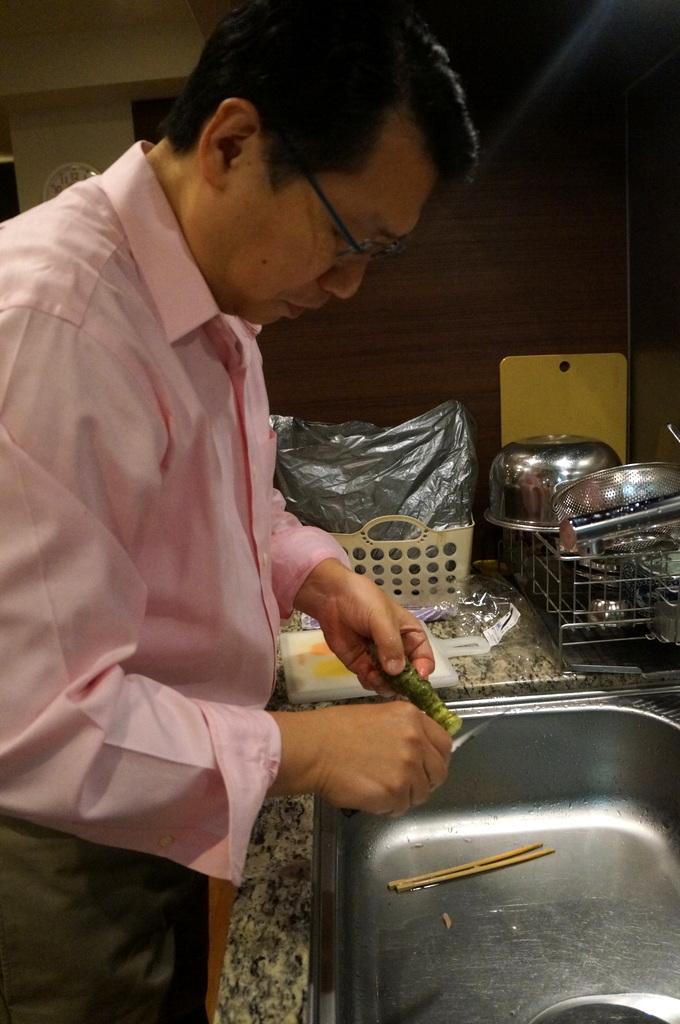 東京で最初の晩餐会_c0180686_08450612.jpg