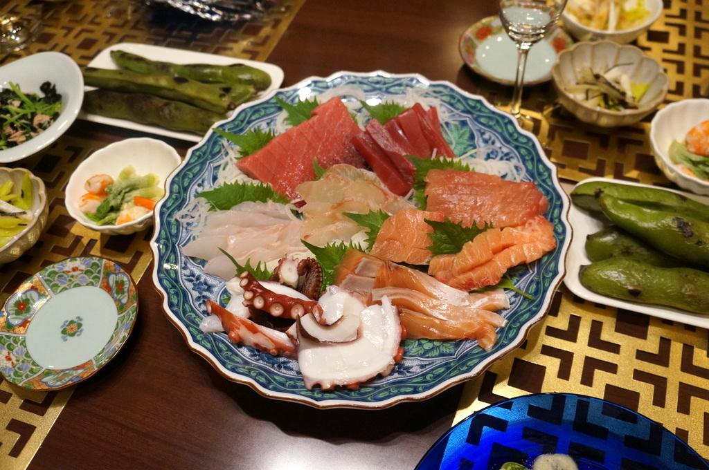 東京で最初の晩餐会_c0180686_08452013.jpg