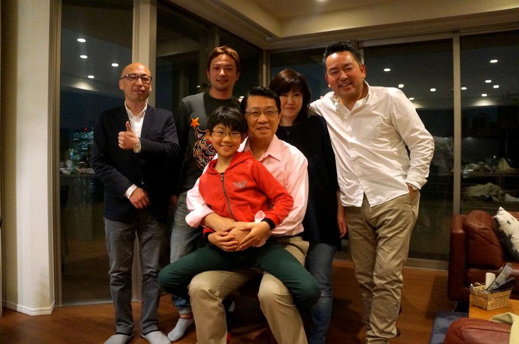 東京で最初の晩餐会_c0180686_08453177.jpg