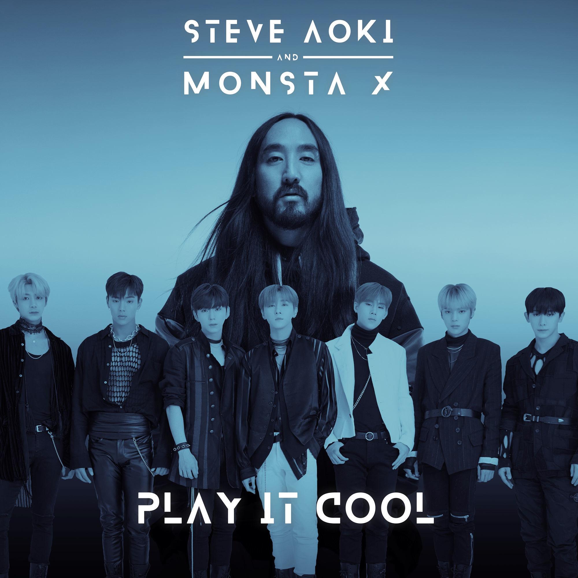 [EN] Steve Aoki and Monsta X – Play It Cool_b0078188_18122412.jpg