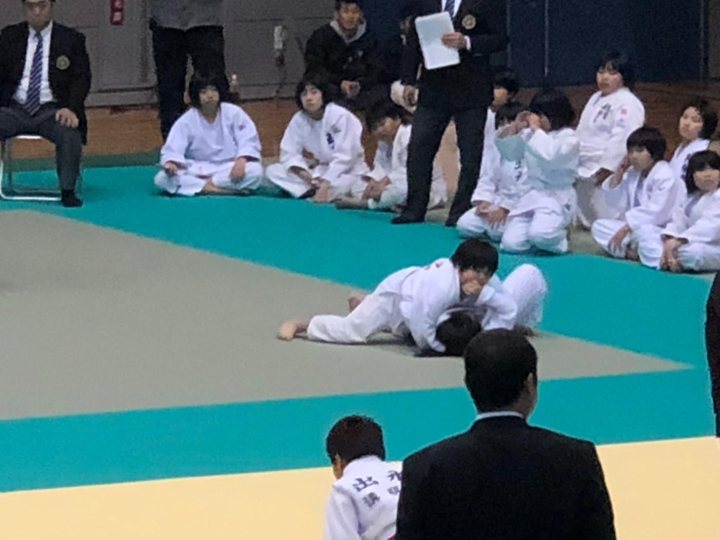 2019 馬場道場九州少年柔道錬成会 2日目_b0172494_00092269.jpg