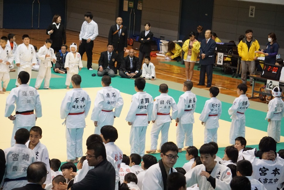 2019 馬場道場九州少年柔道錬成会 2日目_b0172494_00361099.jpg