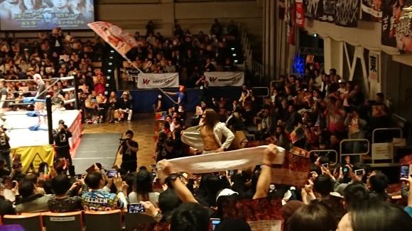 「WRESTLE-1 TOUR 2019 CHERRY BLOSSOM」4.3東京・後楽園ホール大会 Vol.1_b0042308_23134662.jpg
