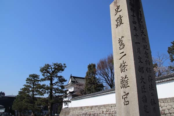 桜満開 二条城_e0048413_20464349.jpg