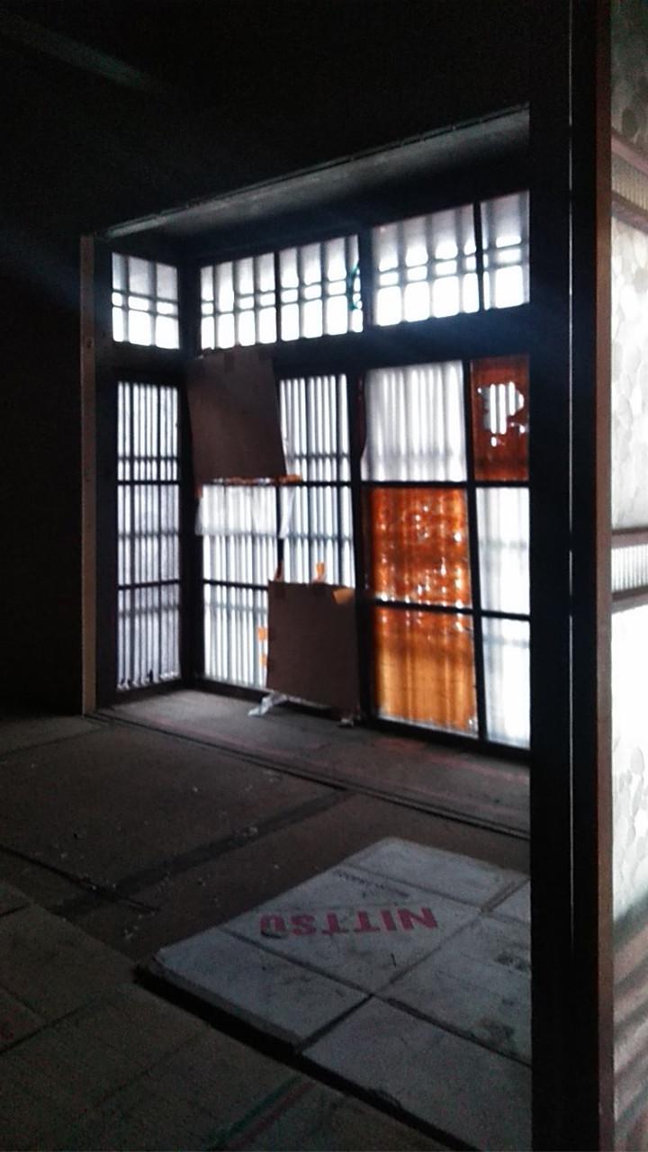 京町家の現場調査_e0360016_20435192.jpg