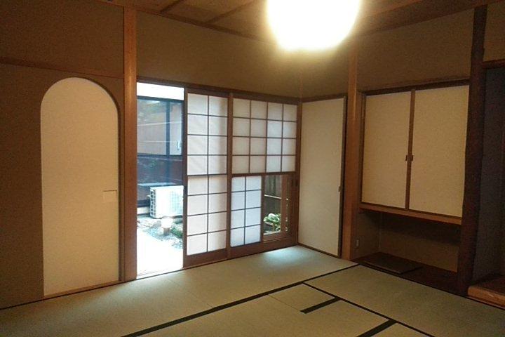 先代が造ったお茶室_e0360016_20593184.jpg