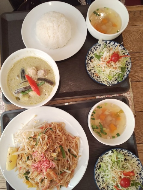 学芸大学 タイ料理バル「プアン」_c0124528_16523154.jpg