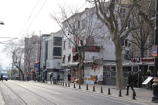Kedi seyahat イスタンブールの旅 3_e0061785_21295052.jpg