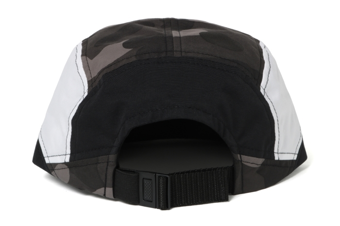 COLOR CAMO COLOR BLOCK RUNNING CAP_a0174495_17220944.jpg