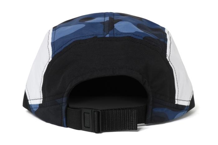 COLOR CAMO COLOR BLOCK RUNNING CAP_a0174495_17222152.jpg