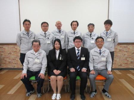 2019年入社式&新入社員研修_c0193896_13341709.jpg