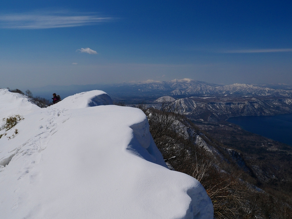 風不死岳、2019.4.4ー速報版ー_f0138096_18525958.jpg