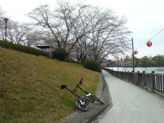 K3でホームセンターからの酒津公園_c0132901_21094811.jpg