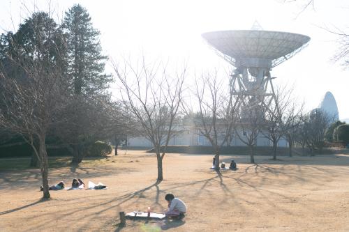 HIBINO HOSPITAL Vol.73 「一分の一の日本地図は世界のどこかの場所に似ている。」at 電波宇宙館(高萩市/2019.1月20日 )_a0216706_22172409.jpg