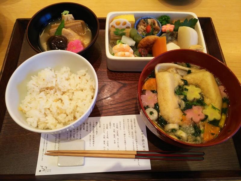 FUMUROYA  CAFE   ◇金沢食べ歩き①◇_e0305834_11093134.jpg