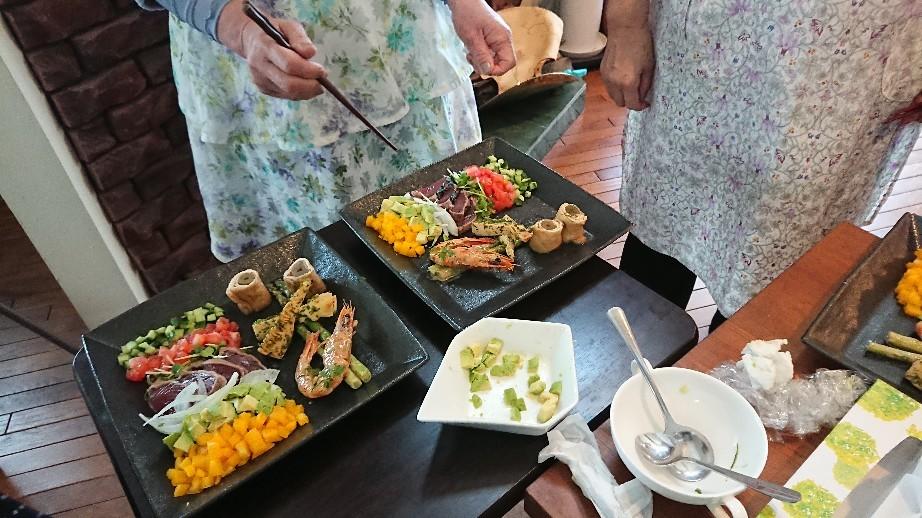「端午の節句」のおもてなし料理が始まりました。_f0323446_23094111.jpg