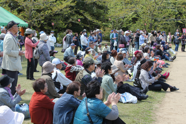 H31.4/6(土) かみす桜まつりイベント開催!_f0229750_16034410.jpg