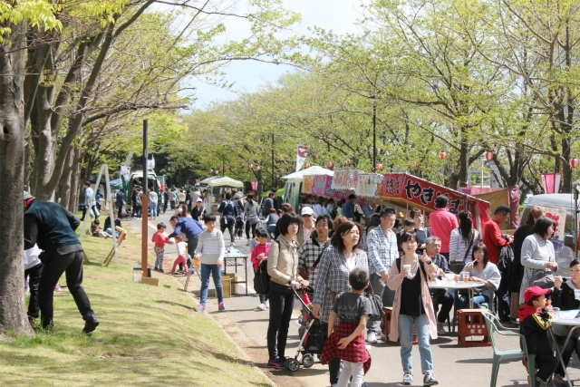 H31.4/6(土) かみす桜まつりイベント開催!_f0229750_16034422.jpg