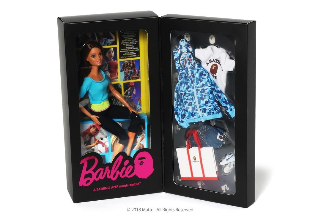 BAPE® x BARBIE_a0174495_16005415.jpg