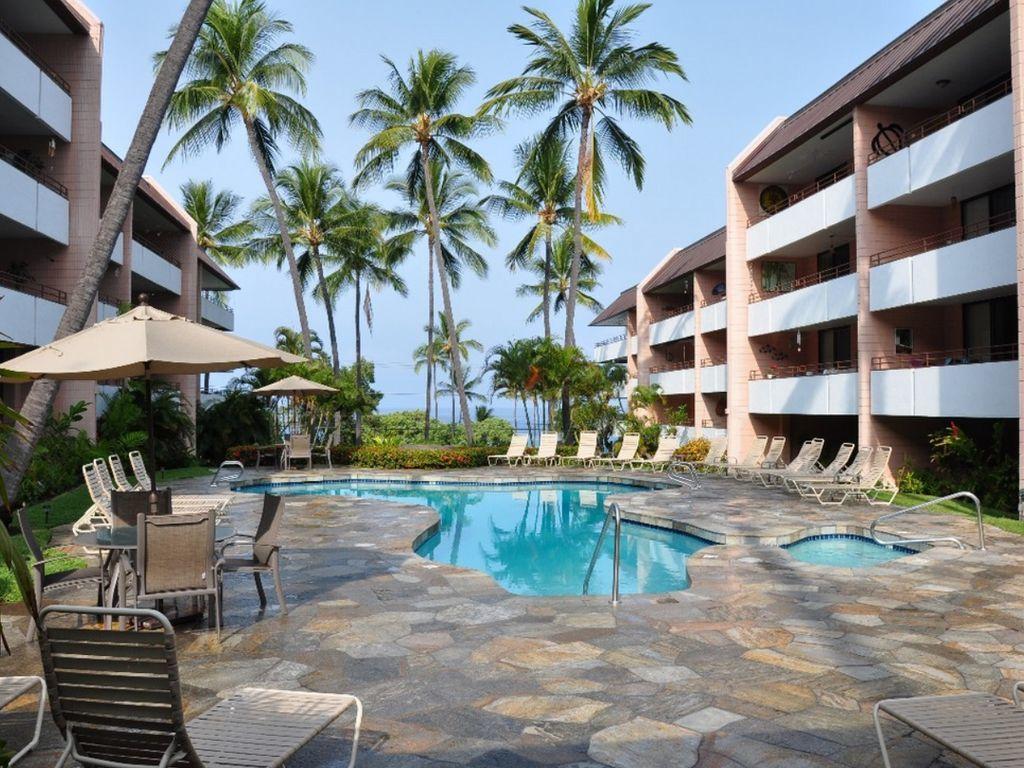 2019お正月ハワイ島へ!~コナホワイトサンドコンドミニアム~_f0011498_15210664.jpg