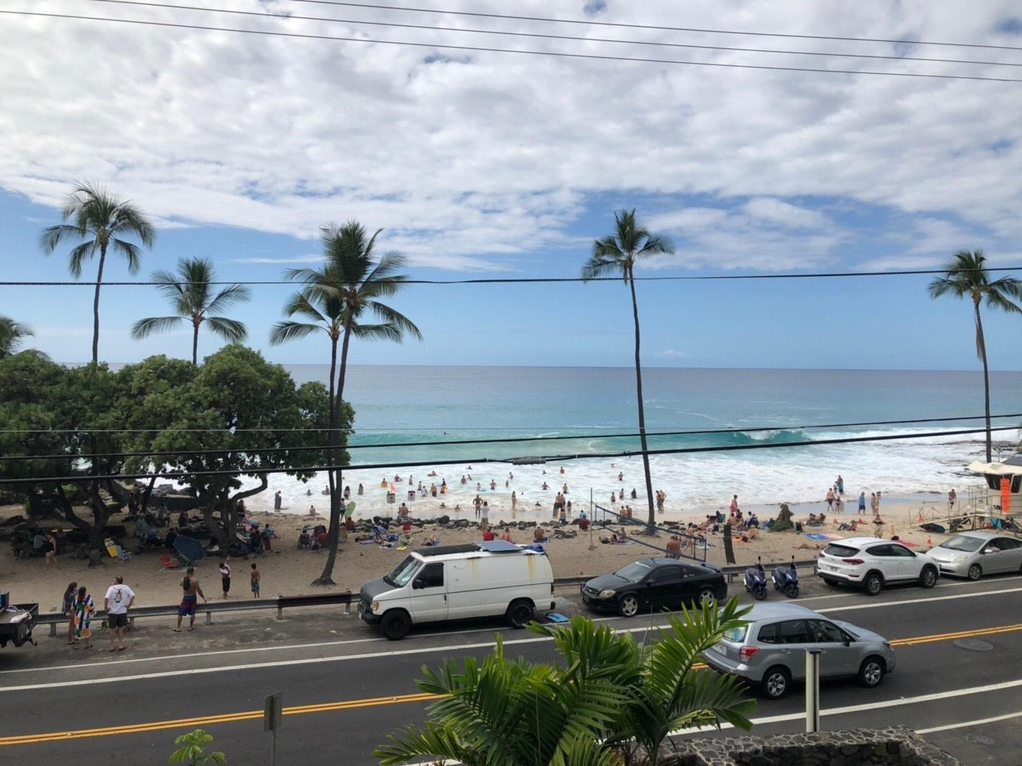 2019お正月ハワイ島へ!~コナホワイトサンドコンドミニアム~_f0011498_15213869.jpg