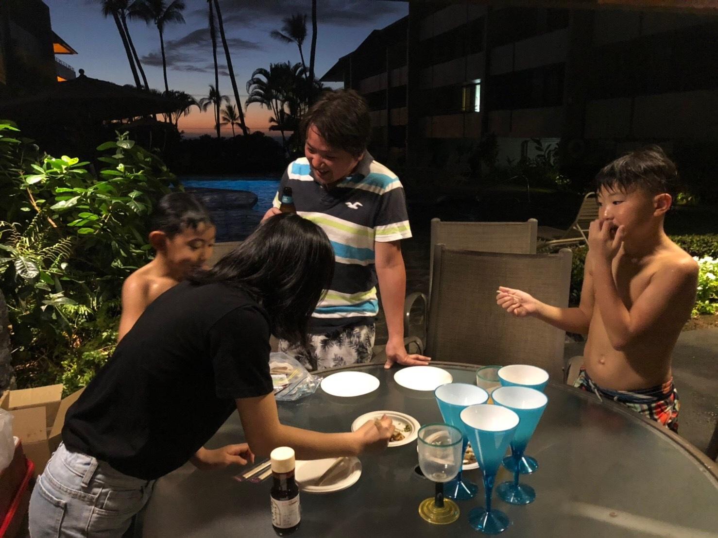 2019お正月ハワイ島へ!~コナホワイトサンドコンドミニアム~_f0011498_15232915.jpg