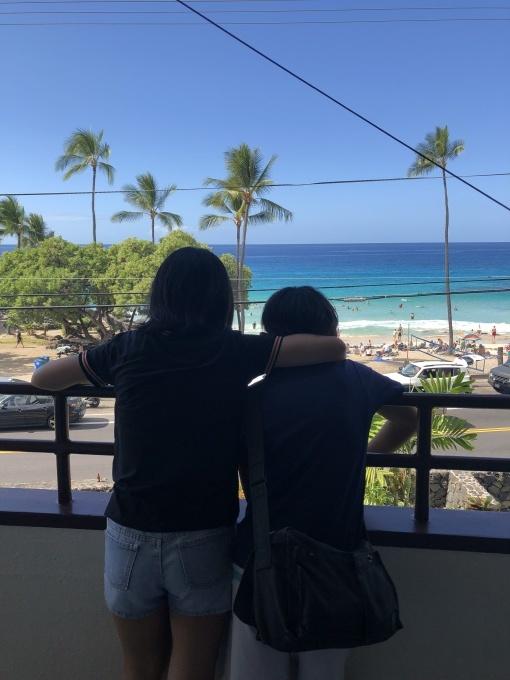 2019お正月ハワイ島へ!~コナホワイトサンドコンドミニアム~_f0011498_15250325.jpg