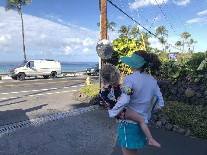2019お正月ハワイ島へ!~コナホワイトサンドコンドミニアム~_f0011498_15252045.jpg