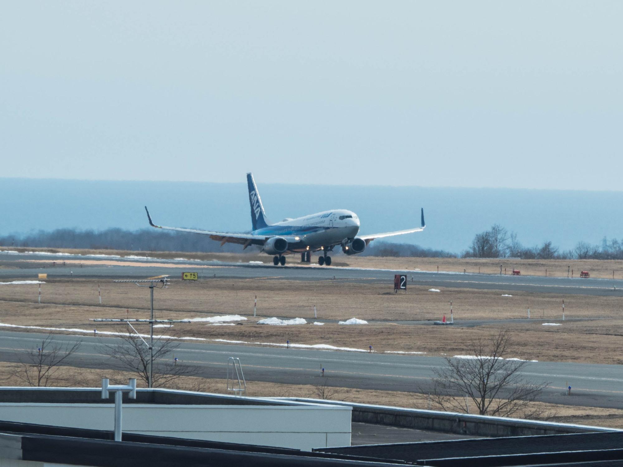 「釧路空港からピーチで関西に行く」という仮定で・・_f0276498_23445084.jpg