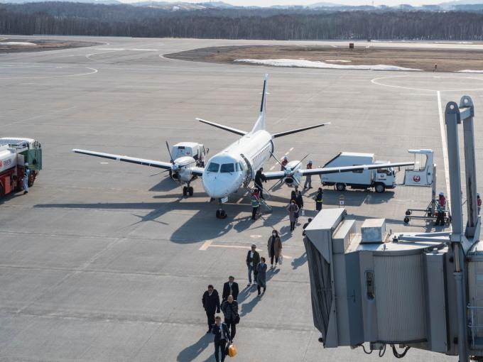 「釧路空港からピーチで関西に行く」という仮定で・・_f0276498_23513355.jpg