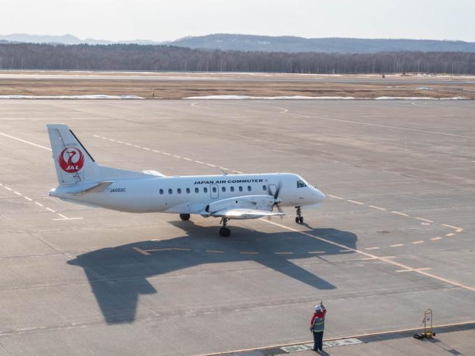 「釧路空港からピーチで関西に行く」という仮定で・・_f0276498_23523425.jpg