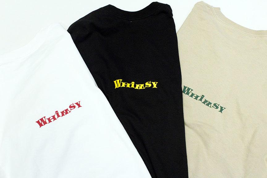 """WHIMSY (ウィムジー) \"""" TWISTER L/S TEE \""""_b0122806_12565662.jpg"""