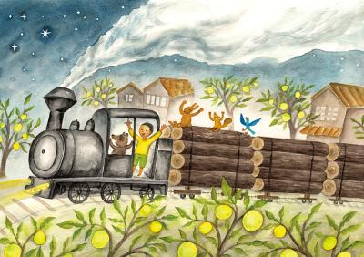日本遺産紙芝居『結いの里の森林鉄道』_e0194612_14194017.jpg