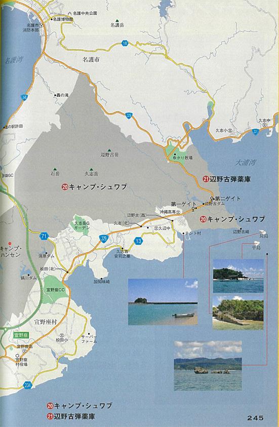 ■辺野古海岸で宝貝を探す――沖縄米軍基地ツアー_d0190217_15301209.jpg
