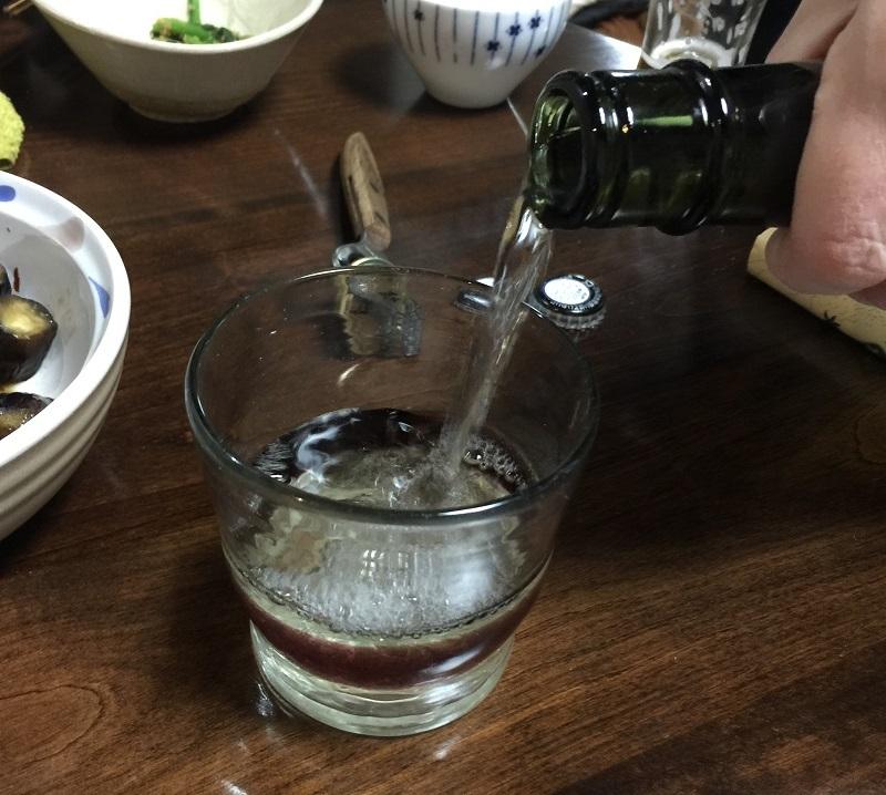 美味しい純米無濾過生原酒とWRX STI_f0076731_17562393.jpg