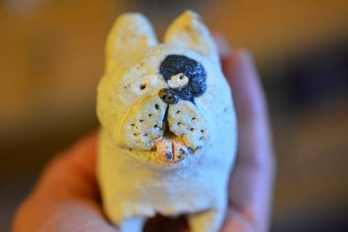 前川幸市さんのフレブルや猿にすっかり魅せられた・・・(温かいんだもん♪)_b0307951_23410381.jpg