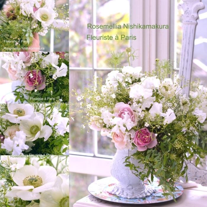 パリのお花屋さんレッスン_d0078355_17522145.jpg