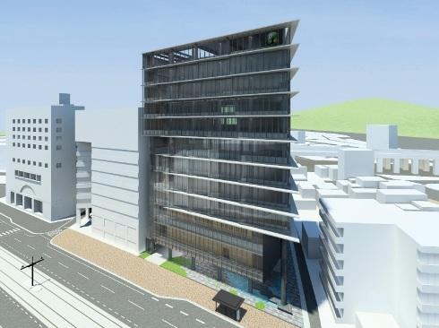 九州フィナンシャルグループの本社屋の起工式がございました!_d0174072_12051670.jpg