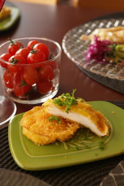 今日の夕食:しっとり茹で鶏_d0327373_18223256.jpg