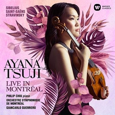 Sibelius: Vn-Con Op.47 Etc@Ayana Tsuji,G.Guerrero/Montréal SO_b0400788_22504149.jpg