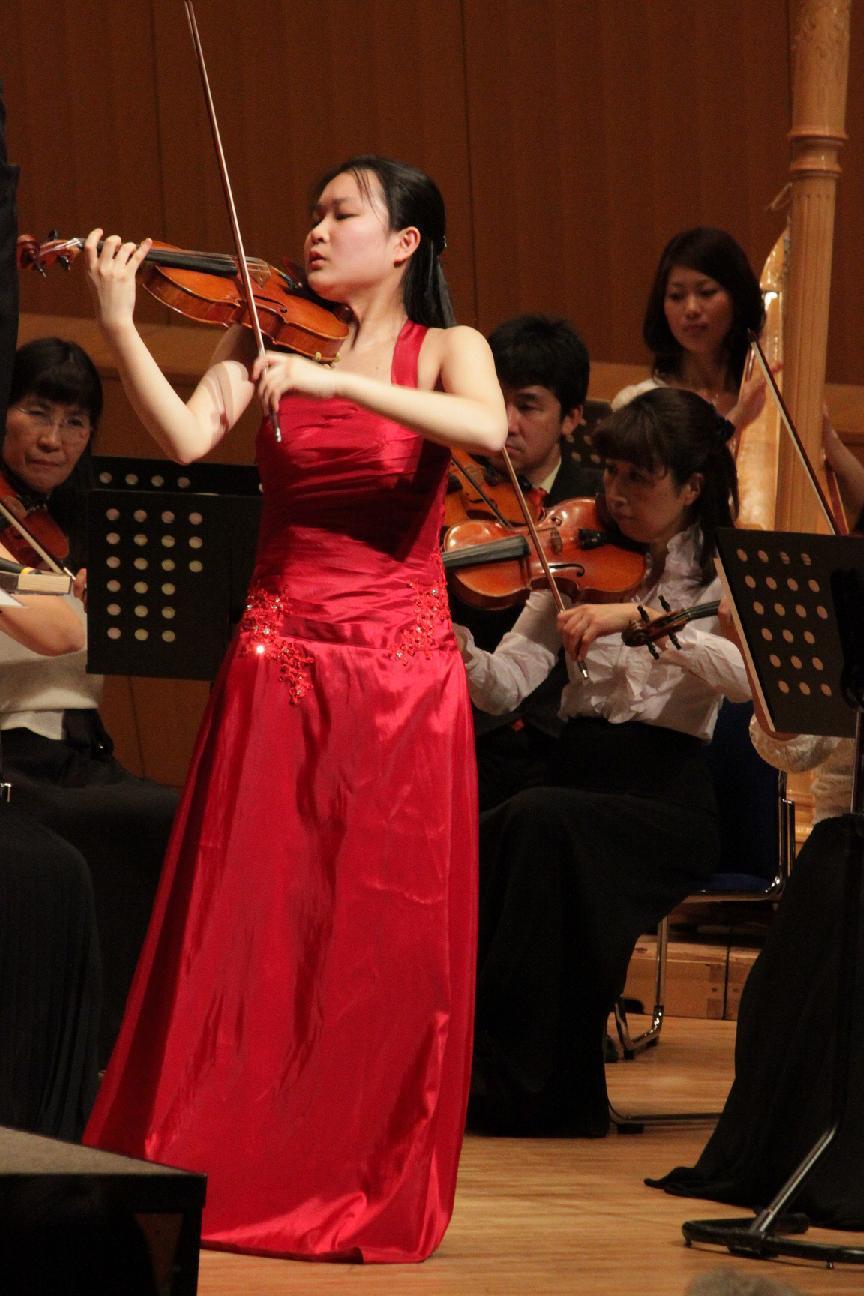 Sibelius: Vn-Con Op.47 Etc@Ayana Tsuji,G.Guerrero/Montréal SO_b0400788_22504708.jpg