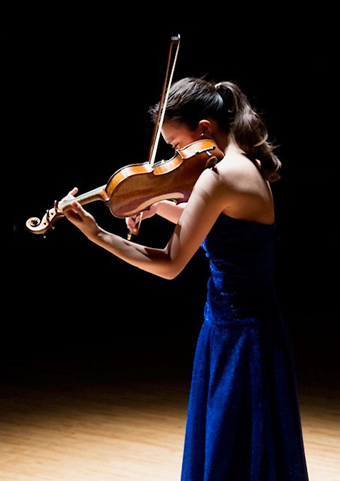 Sibelius: Vn-Con Op.47 Etc@Ayana Tsuji,G.Guerrero/Montréal SO_b0400788_22504771.jpg